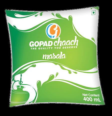 Masala Chaach (Butter Milk)